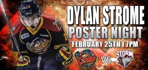 dylan strome poster night