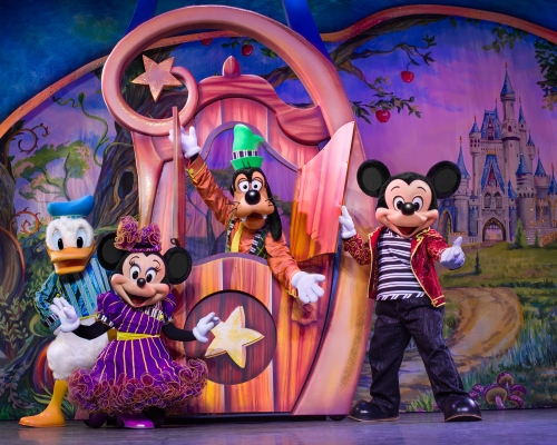 Disney Live 10-21