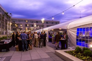 Host Your Event at the Unique Anchor Plaza – 'Get Up and Go