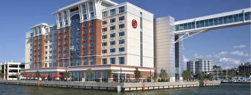 Sheraton Erie Bayfront Hotel – 'Get Up and Go' Get the