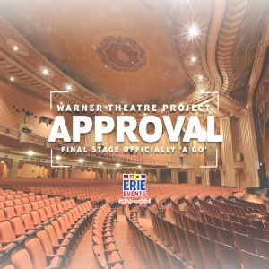 WARNER APPROVAL GRAPHIC